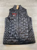 NEW NWT PATAGONIA Nano Puffy Insulated Full Zip Vest BLACK Jacket Womens : XL