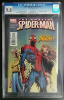 Amazing Spider-Man #519 Marvel Comics CGC 9.8 White Pages