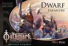 28mm Dwarves For Oathmark Mass Battle Fantasy Rules. D&D, Great For Kings Of War