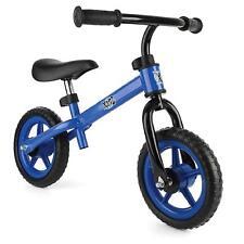 Xootz Metal Balance Bike for Kids - Blue