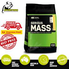 OPTIMUM NUTRITION SERIOUS MASS 12LB ON MASS GAINER 5.45 KG