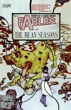 FABLES Vol 5 THE MEAN SEASONS TPB 2005 Bill WILLINGHAM Mark BUCKINGHAM Vertigo