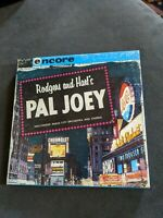 PAL JOEY ROGERS AND HART ENCORE HOLLYWOOD  STEREO REEL TO TAPE 4 TRACK 7 1/2