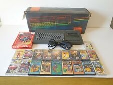 Sinclair ZX Spectrum 128k+2 . Boxed. Fully working & refurbished with games
