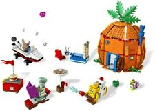 LEGO 3834 - SpongeBob: Good Neighbors at Bikini Bottom - 2009 - NO BOX