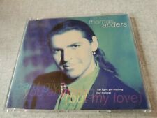 Maxi-CD: Thomas Anders - can't give you anything but my love RARE Maxi Modern Ta