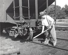 Antique Railroad Train Car Mover Lever Bar Appleton Badger Safety Car Wrench