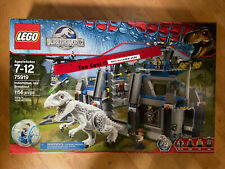 Lego 75919 Jurassic World Indominus Rex Breakout New Retired Set 1156pcs