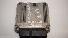 VW TOURAN 2.0 TDI ENGINE CONTROL UNIT ECU 0281012251 / 03G906016HK