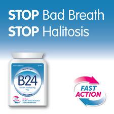 B24 BREATH FRESHENING CAPSULES – POTENT BREATH FRESHENER STOP GUM INFECTION