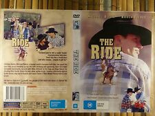 The Ride ( DVD ) 1997 Michael Biehn Movie - COWBOY FAMILY RODEO FILM - RARE !!