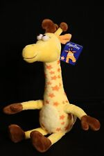 "Toys R Us 15"" Geoffrey Giraffe Plush Toy Doll NWT"