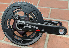 SRAM Red BB30 PF30 Quarq Power Meter Mid-Compact 52/36 170mm 110 BCD Carbon