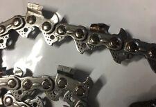 """1 X TUNGSTEN CARBIDE 25"""" 3/8 63g 84 DRL Chainsaw Chain To STIHL CHAINSAW MS661"""