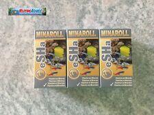 3 x eSHa Minaroll Spurenelemente,Vitamine und Mineralien 20ml