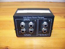Carver Sub-Bass Room Damper
