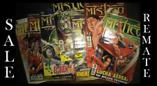 """LOTE DE 7 COMICS """" EL MISTICO """""""