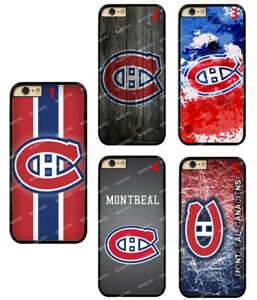 New Montreal Canadiens  Hard Phone Case Cover For iPhone / Touch / Samsung/ LG