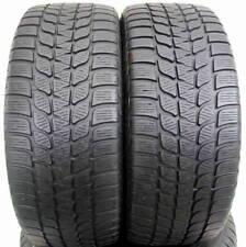 2 Stück 225/45 R18 Bridgestone - Blizzak Lm-25V - Winterreifen - 95V  Extra Load