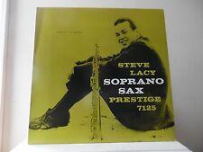 STEVE LACY - SOPRANO SAX - PRESTIGE RECORDS-OJC-130 - NEW - MINT