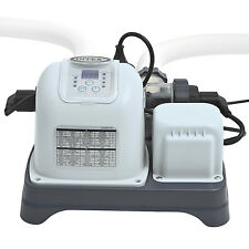 INTEX Chlorine generator Saltwater system Pool Chlorinator free Salt
