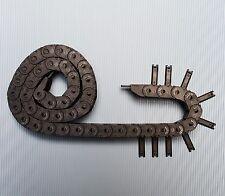 1m Hochwertige Energiekette Schleppkette 15 x 30mm 3D Drucker CNC