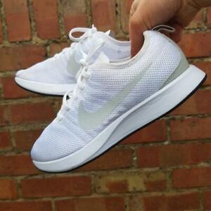 Nike 'Fast Pack' Dualtone Racer Trainers UK 7 EUR 41 Triple White 918227-102