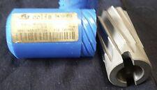 "Toolmex Dolfa 5-155-055 Shell Reamer Helical HSS 1 3/8"" x 3/4"" Center x 3"" OAL"