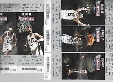lot 5 DAMAGED new jersey nets playoffs tickets vince carter jason kidd brooklyn
