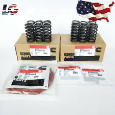 Upgraded Set 12 High RPM Valve Springs Gaskets For Cummins 6BT 5.9 12V 89-98