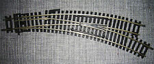 Hornby 00 Gauge Nickel Silver Track R8075 curved right hand points