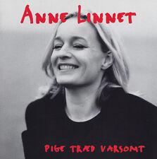 ANNE LINNET - CD - PIGE TRAED VARSOMT