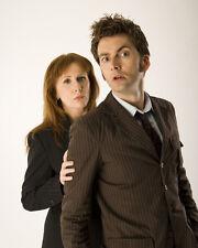 David Tennant & Catherine Tate (47268) 8x10 Photo