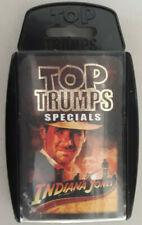 Top Trumps Specials - Indiana Jones Card Game 2008
