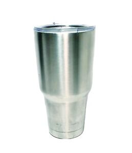 Yeti 24 Oz Stainless Steel Tumbler Travel Cup With Lid