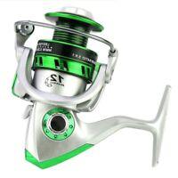 Yumoshi New 5.5:1 12Bb Windlass Carp Fishing Reel Gear Ratio Big Game Spinn N3X3