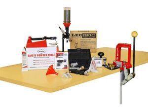 Lee Challenger Breech Lock Single Stage Reloading Press Kit (90030)