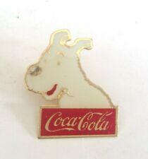 Pin's Tintin Milou Coca Cola ETAT NEUF