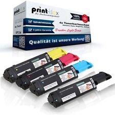 4x XXL Tonerkartuschen für Epson Aculaser CX 11 N NF NFC N Drucker Light