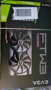 Evga nvidia geforce rtx 3060 ti ftw3 ultra gaming