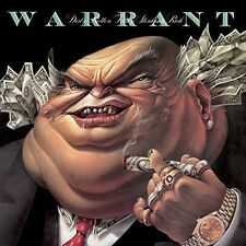 Dirty Rotten Filthy Stinking Rich - Warrant (2017, CD NEUF)