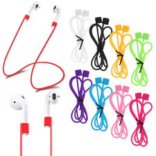 5pcs Anti Lost Earphone Loop Strap String Headset Rope Cord for Apple Airpods #p