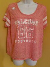 NFL TEAM Womens Atlanta Falcons Shirt Sizes S M L NWT NEW f3245f0ed