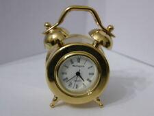 Quartz Miniature Collectible Mantel Style Clock-Wellington