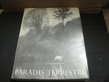 COLETTE/IZIS: Paradis terrestre Guilde du Livre. TBE