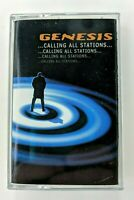 Genesis Calling All Stations Atlantic 83037-4 Cassette