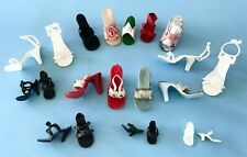 Vintage Doll Clothes Lot:Shoes Madame Alexander Cissy Dollikin Miss Revlon Toni