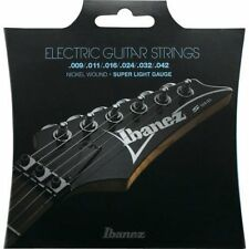 Ibanez IEGS6 6-string Super Light Electric Guitars Strings