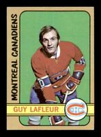 1972-73 Topps #79 Guy Lafleur DP NM X1246146