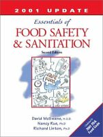 The Essentials of Food Safety and Sanitation (3rd Edition) by McSwane, David…